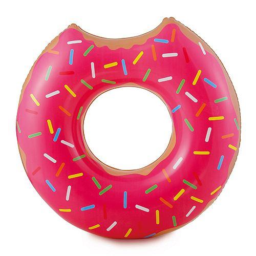 Beigne à la fraise - Tube gonflable pour piscine