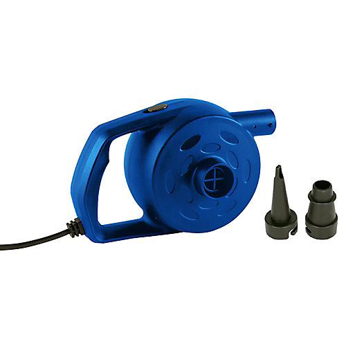 Cyclone High-Flow DC Electric Air Pump for 12V Car Charger