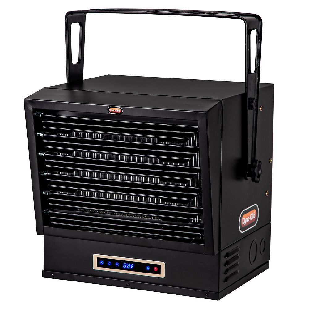 Dyna-Glo Pro 240 Volt Dual Heat 10,000 Watt Electric Garage Heater