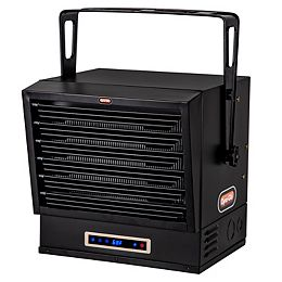 Pro 240 Volt Dual Heat 10,000 Watt Electric Garage Heater