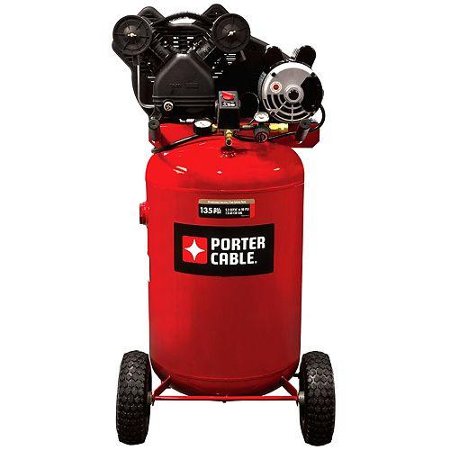 113.5 L Vertical Portable Air Compressor