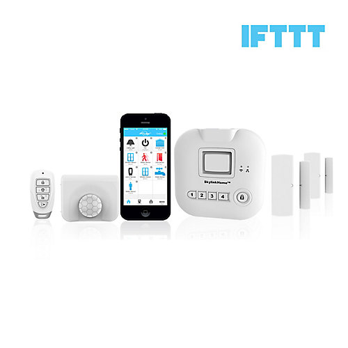 Net Alarm and Security System