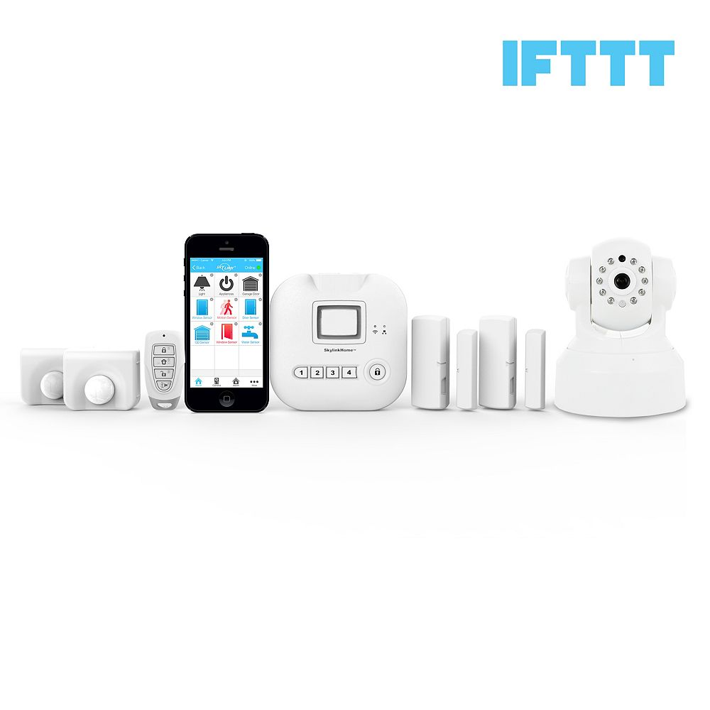 Skylink Net Alarm and Security System Plus