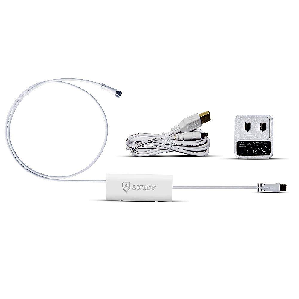ANTOP Smartpass Amplifier (White)