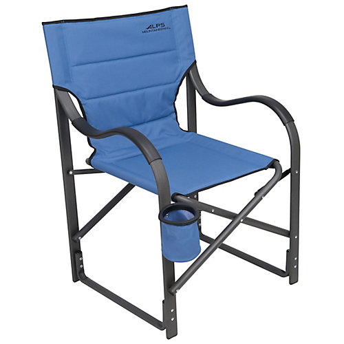 Mountaineering Camp Chair - Steel Blue