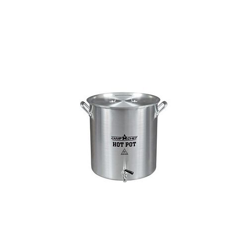 Bouilloire en aluminium de