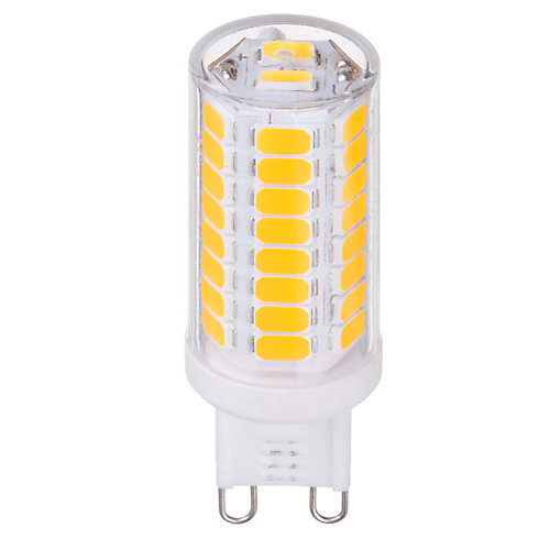 40W Equivalent Warm White (2700K) G9 Dimmable LED Light Bulb