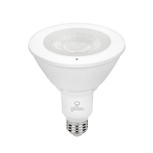 90W Equivalent Warm White (3000K) PAR38 Dusk to Dawn Energy Star LED Light Bulb