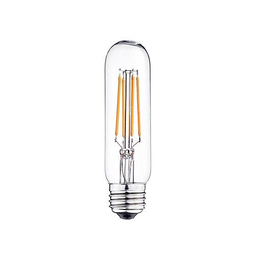 40W Equivalent Warm White (2700K) T10 Dimmable Vintage Edison LED Light Bulb