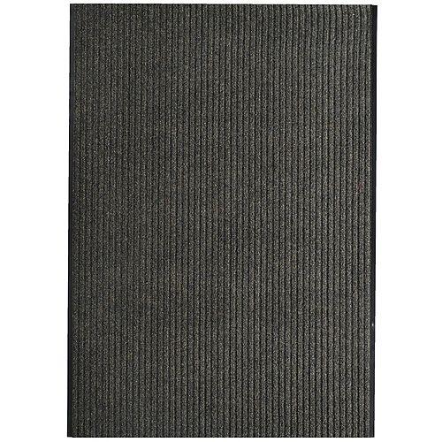 Tapis d'intérieur /extérieur, 6 pi x 60 pi, Pioneer, brun