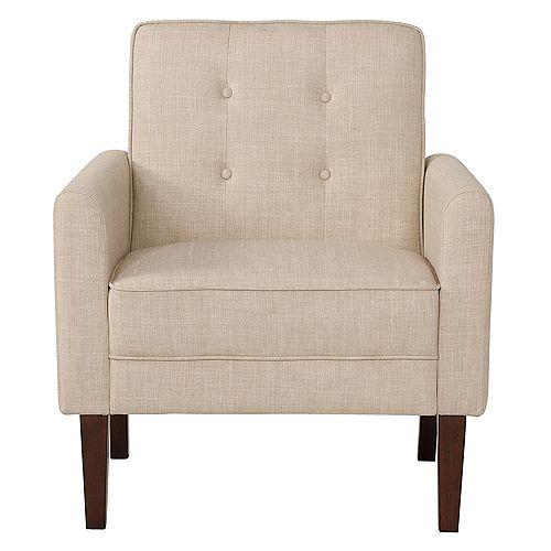 Joyce-Accent Chair-Beige