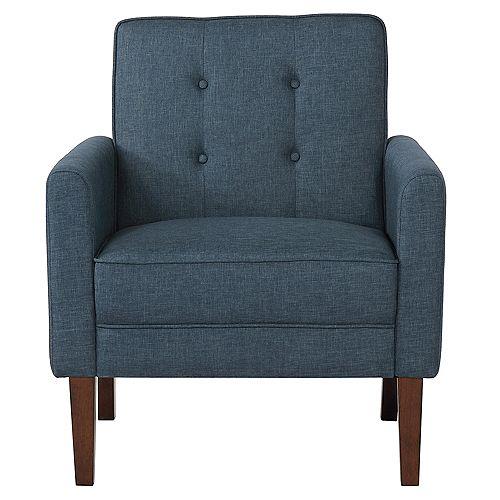Joyce-Accent Chair-Blue