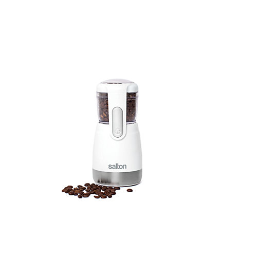 Coffee, Spice & Herb Grinder - White