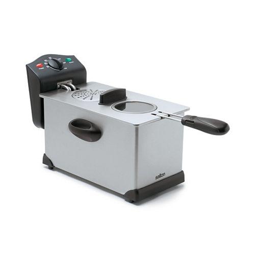 'Easy-Clean' Deep Fryer 3 Liter/Quart