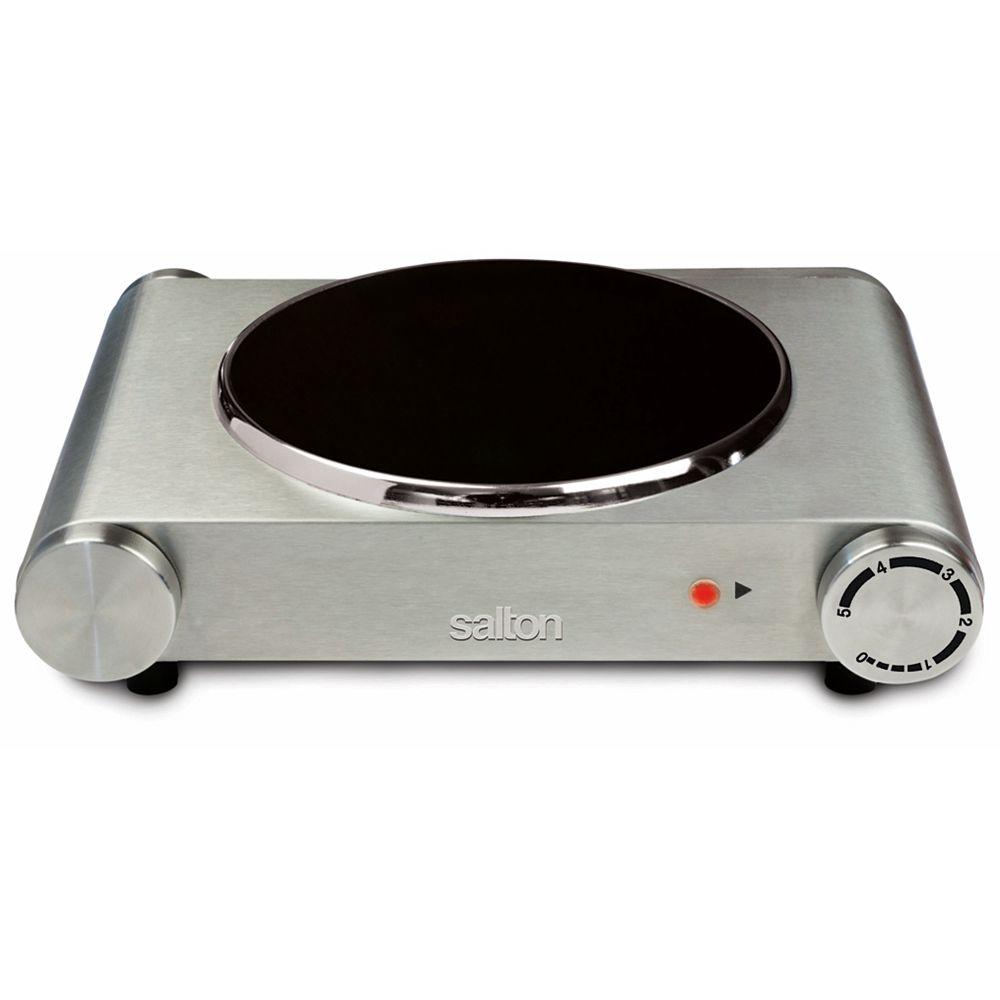 Salton Portable Infrared Cooktop