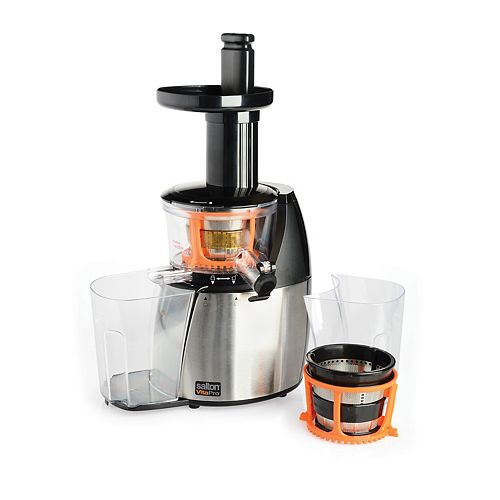 VitaPro plusTM Low Speed Juicer and Smoothie Maker