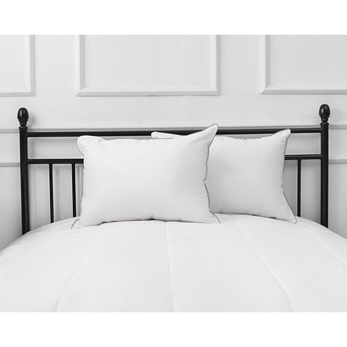 Millano Collection SilverClear 250 Thread Count Pillow (Set of 2)