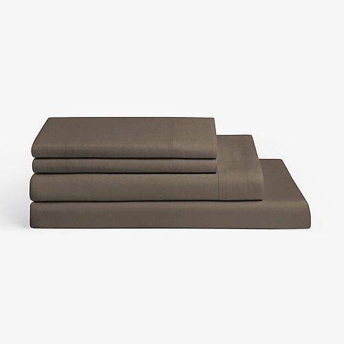 Millano Spa Tan 4 Piece Sheet Set