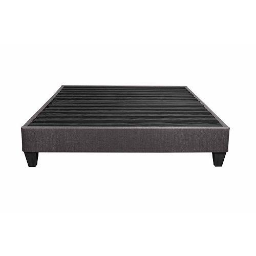Svelto Base Upholstered Platform Bed Base, Queen