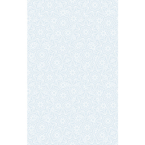 Home Décor Static Cling Window Film 26 inch x 59 inch Candice - 1 Pack