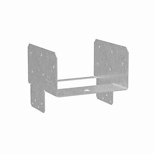 EPCZ ZMAX Galvanized End Post Cap for 6x