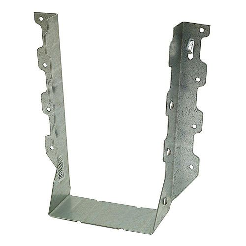 LUS Galvanized Face-Mount Joist Hanger for Triple 2x10