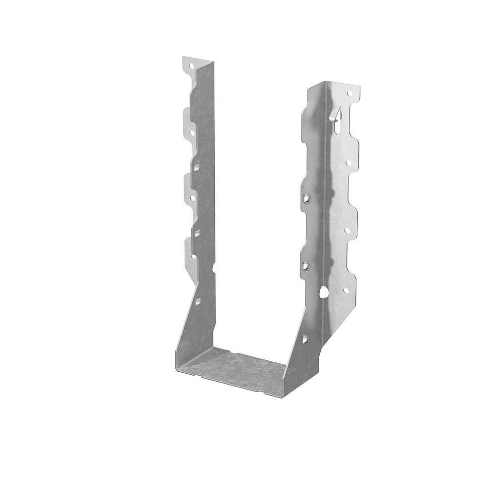 Simpson Strong-Tie Étrier à solive à montage frontal galvanisé LUS pour 4x10