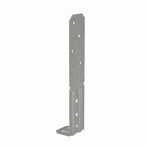 SSP 18-Gauge Galvanized Single Stud Plate
