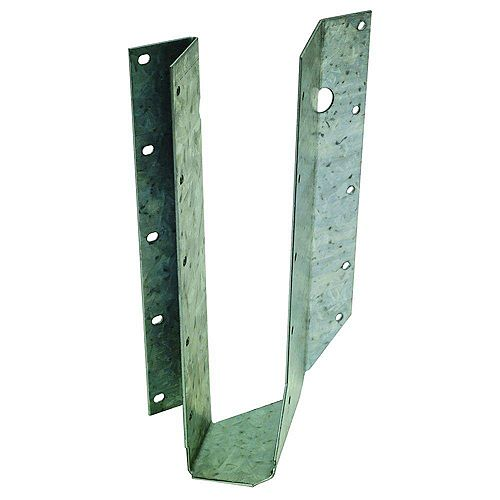 SUL ZMAX Galvanized Joist Hanger for 2x10, Skewed Left
