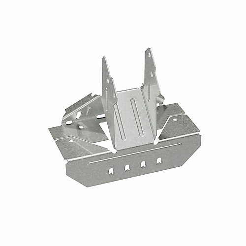 Connecteur à pas variable galvanisé VPA pour bois d'ingénierie de 1-1/2 po