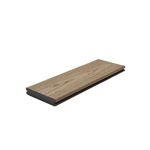 20 Ft. - G2 Transcend Composite Capped Grooved Decking - Rope Swing