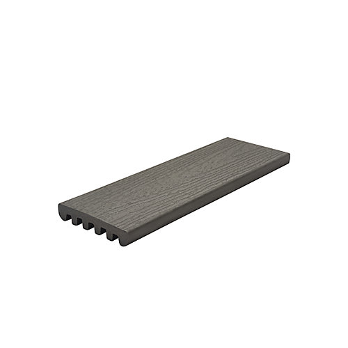 12 Ft. - Enhance Basics Composite Capped Square Decking - Clam Shell