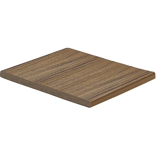 12 Ft. - Enhance Natural Composite Capped Fascia Toasted Sand - 1 In.x 12 In.