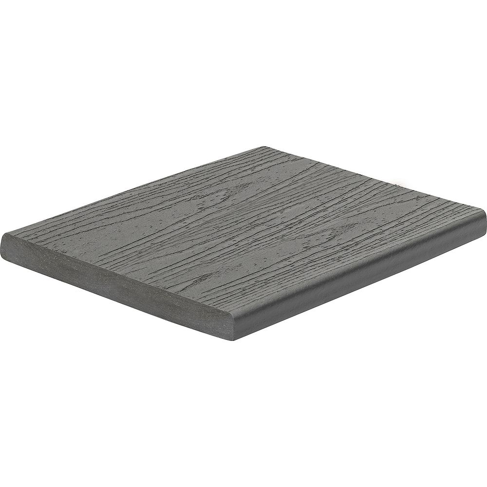 Trex 12 Ft. - Enhance Basics Composite Capped Fascia Clam Shell - 1 In.x 8 In.