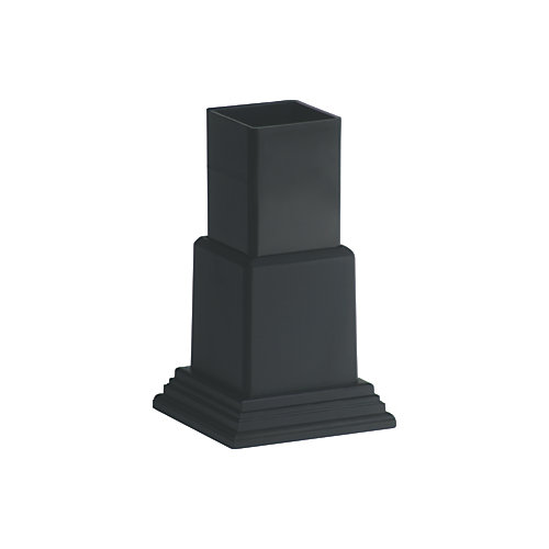 Trex Adjustable Foot Block Charcoal Black