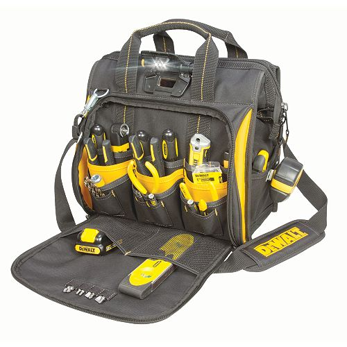 Technician's Lighted  Tool Bag