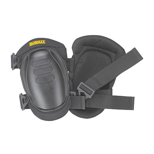 Heavy-Duty Smooth Cap Kneepads