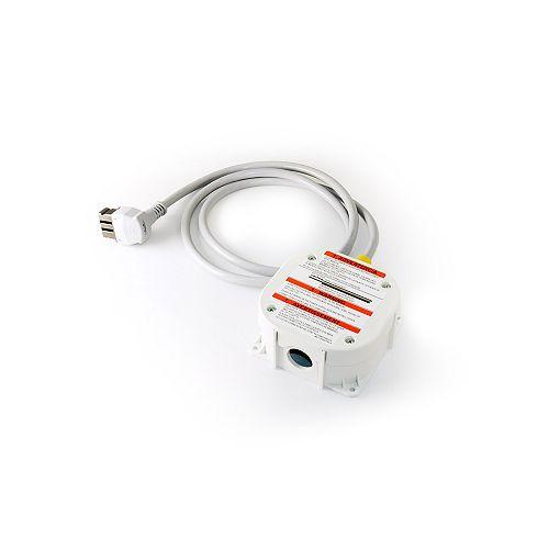 Powercord avec boîte de jonction