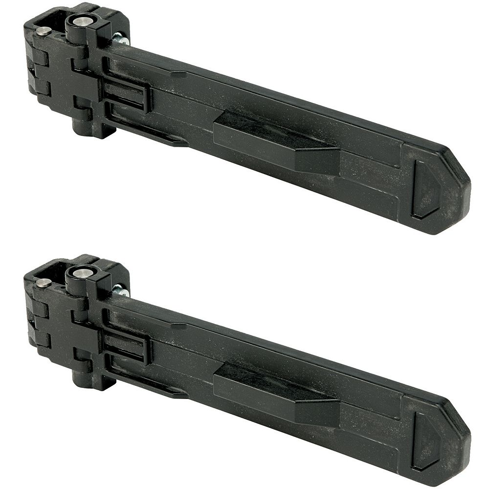 DEWALT ToughSystem 10-5/8-inch Brackets for DS Tool Box Carrier (2-Pack)
