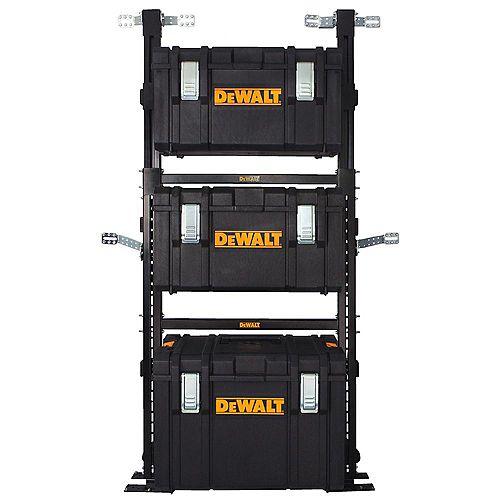 ToughSystem Low-Van Racking Storage Solution