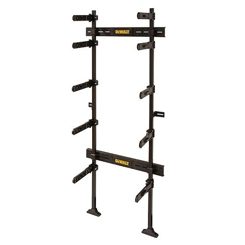 ToughSystem 25-1/2-inch Workshop Racking Storage System in Black