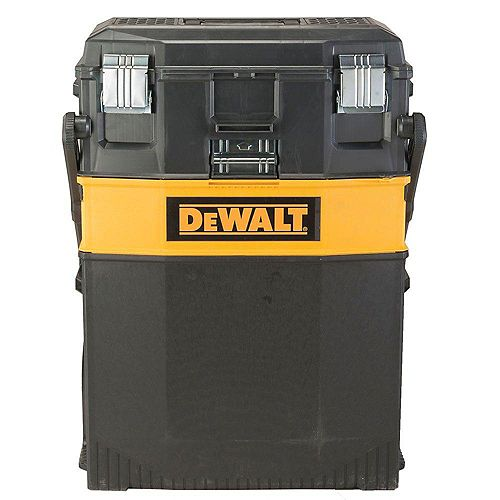 16-inch 4-in-1 Cantilever Tool Box Mobile Work Center