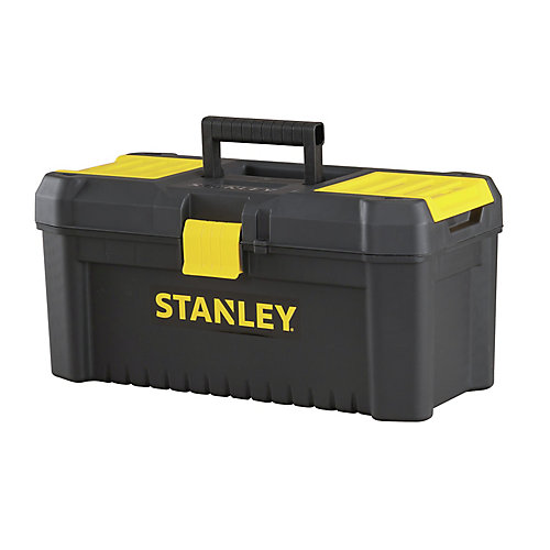 Essential 16-inch Tool Box with Lid Organizers