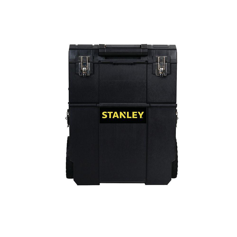STANLEY Atelier de laminage mobile 2 en 1