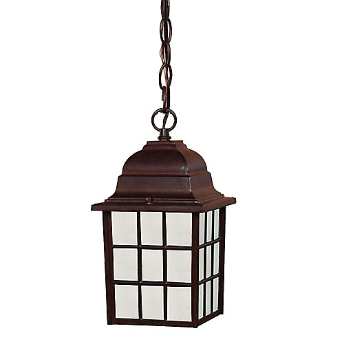 Nautica Collection Hanging Lantern 1-Light Outdoor