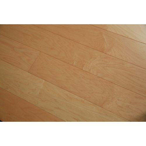 GUOYA HardMaple Natural 1/2-inch x 5-inch x Varying Length Engineered Hardwood Flooring (26.25 sq.ft./case)