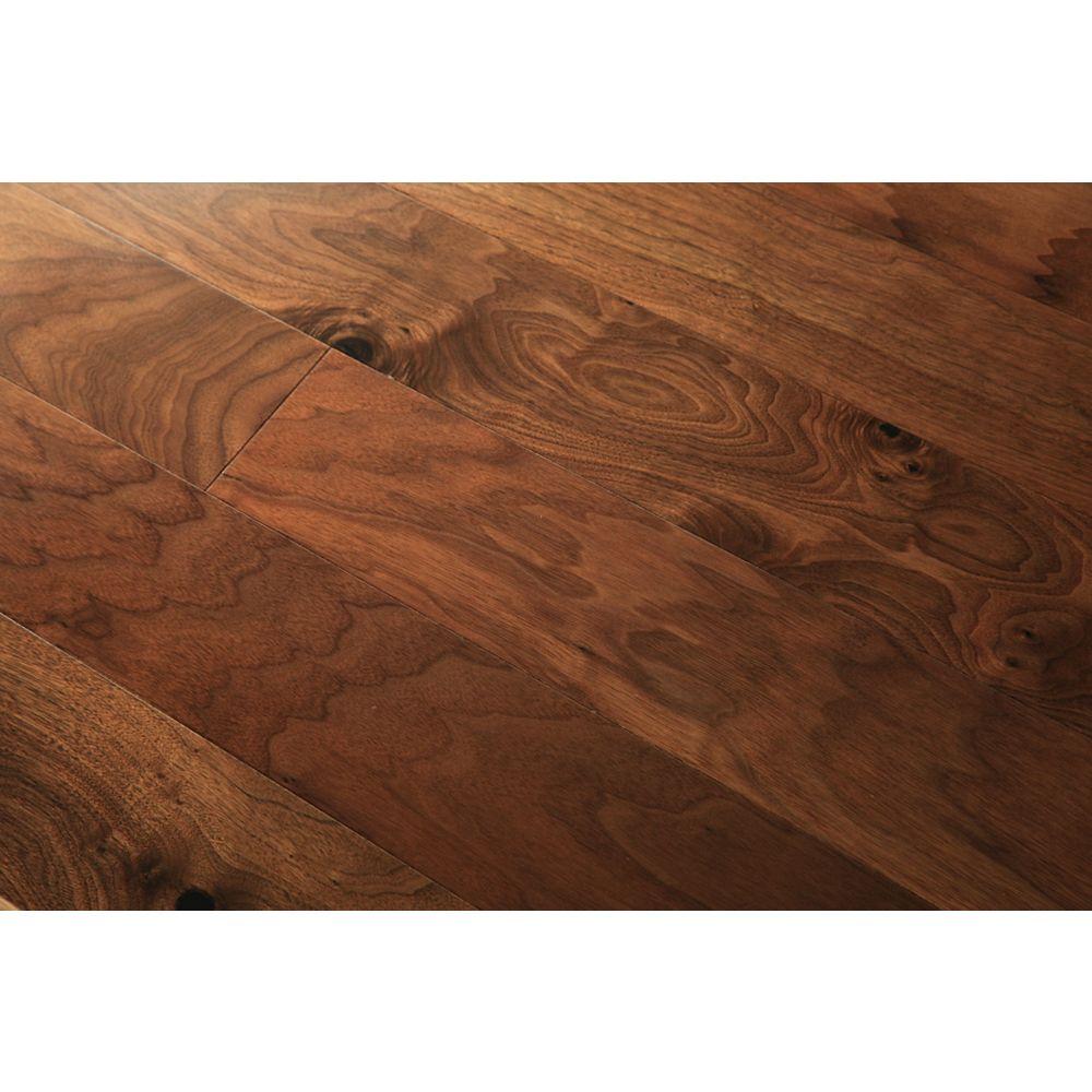 GUOYA Walnut Natural 1/2-inch x 5-inch x Varying Length Engineered Hardwood Flooring (26.25 sq.ft./case)