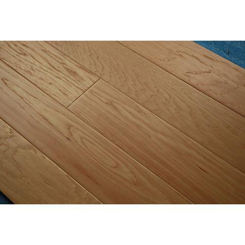 GUOYA Hickory Natural 1/2-inch x 5-inch x Varying Length Engineered Hardwood Flooring (26.48 sq.ft./case)