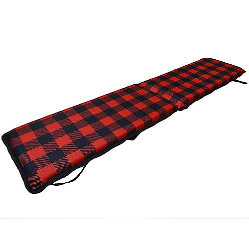 Plaid 5ft. Toboggan pad - mail pkg (bulk)