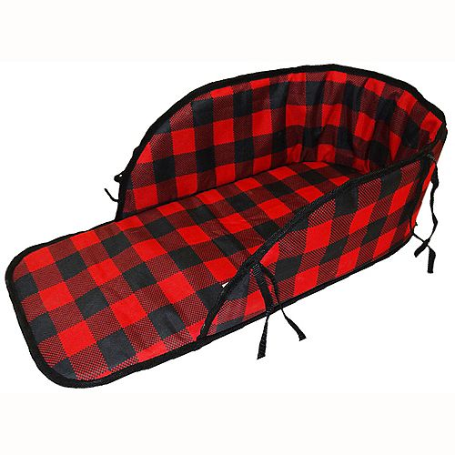 Plaid Sleigh pad - mail pkg (bulk)